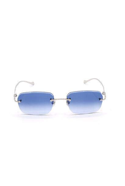 Cartier - CT0061O - 003 - Marlin Greyish Blue Diamond Cut