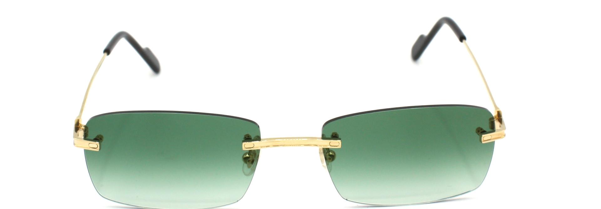 Cartier - CT0259O - 002 Green Degrade