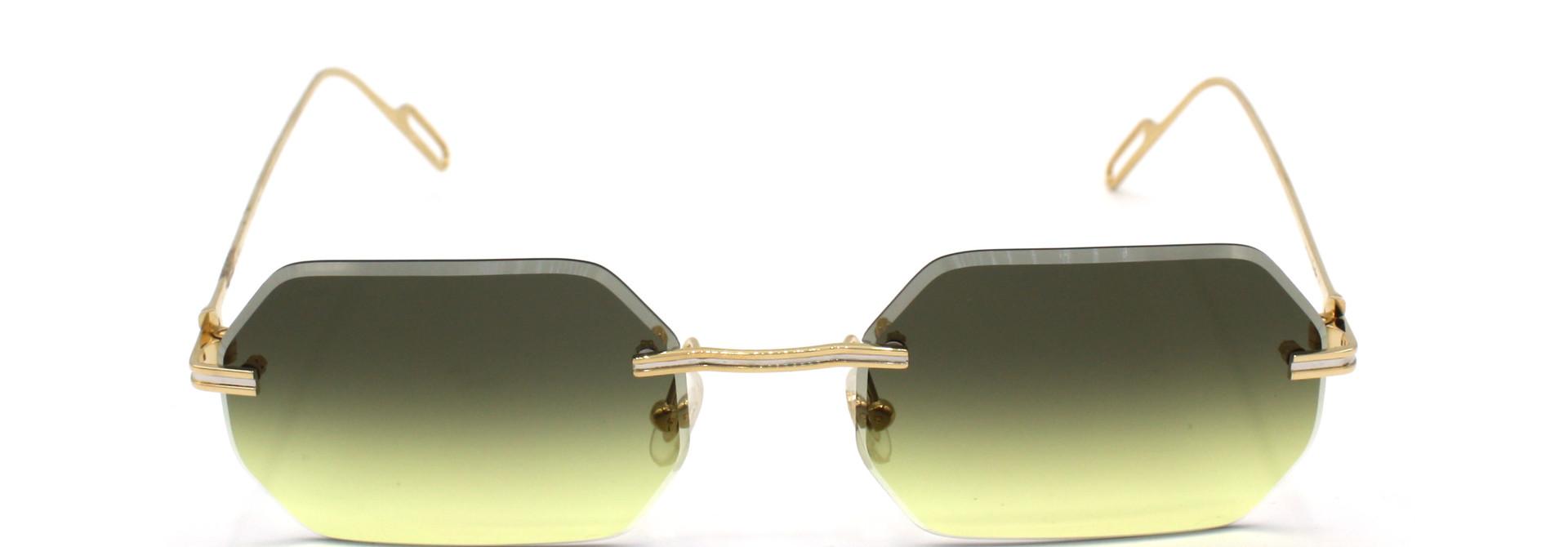 Cartier CT0113O - 002 SHIVA DIAMOND CUT