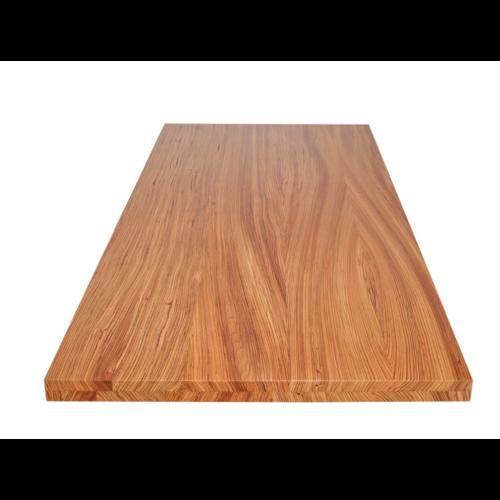 Kies uw zebrano tafelblad op maat gemaakt.