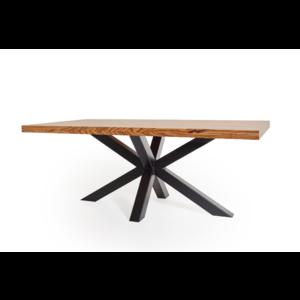 Zebrano tafel