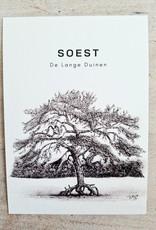 Kaart Soest - Lange Duinen (set van 6)