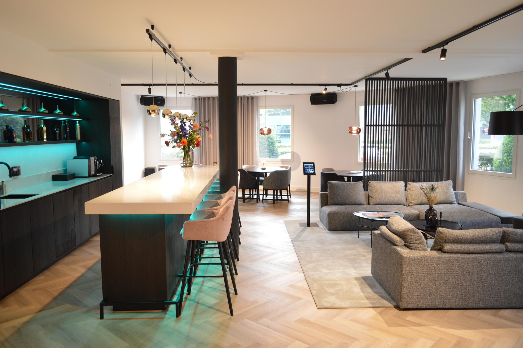 Bar/lounge Digital Newsgroup bv