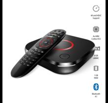 Infomir MAG424 IPTV/OTT ontvanger - 4K&HEVC - Linux OS