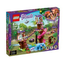 Lego Friends jungle reddingsbasis- 41424