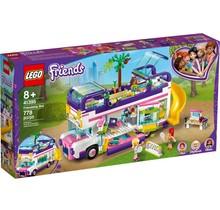 Lego Friends Vriendschapschapsbus - 41395