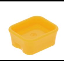 Lego Friends onderdelen- bakje donker geel