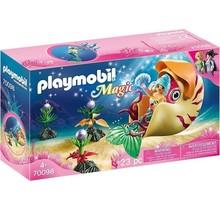 PLAYMOBIL Zeemeermin met zeeslakkengondel - 70098