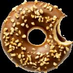 donut worry be happy Donut Nutzilla