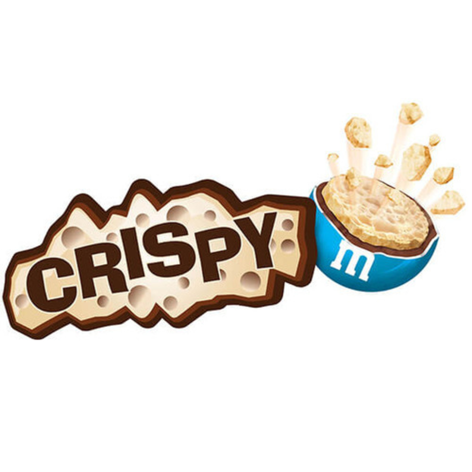 M & M M&M'S Crispy chocolade