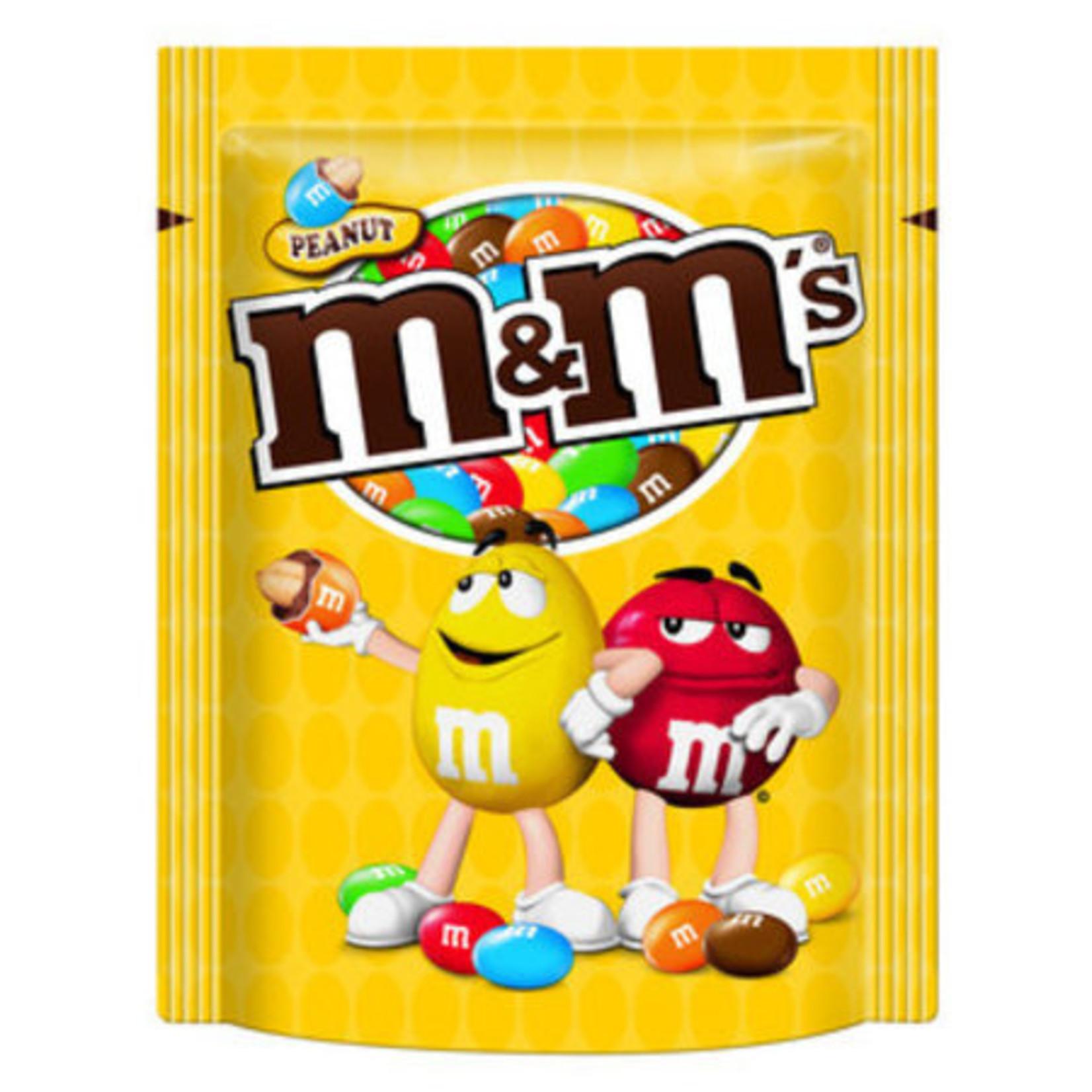 M & M M&M'S Pinda chocolade