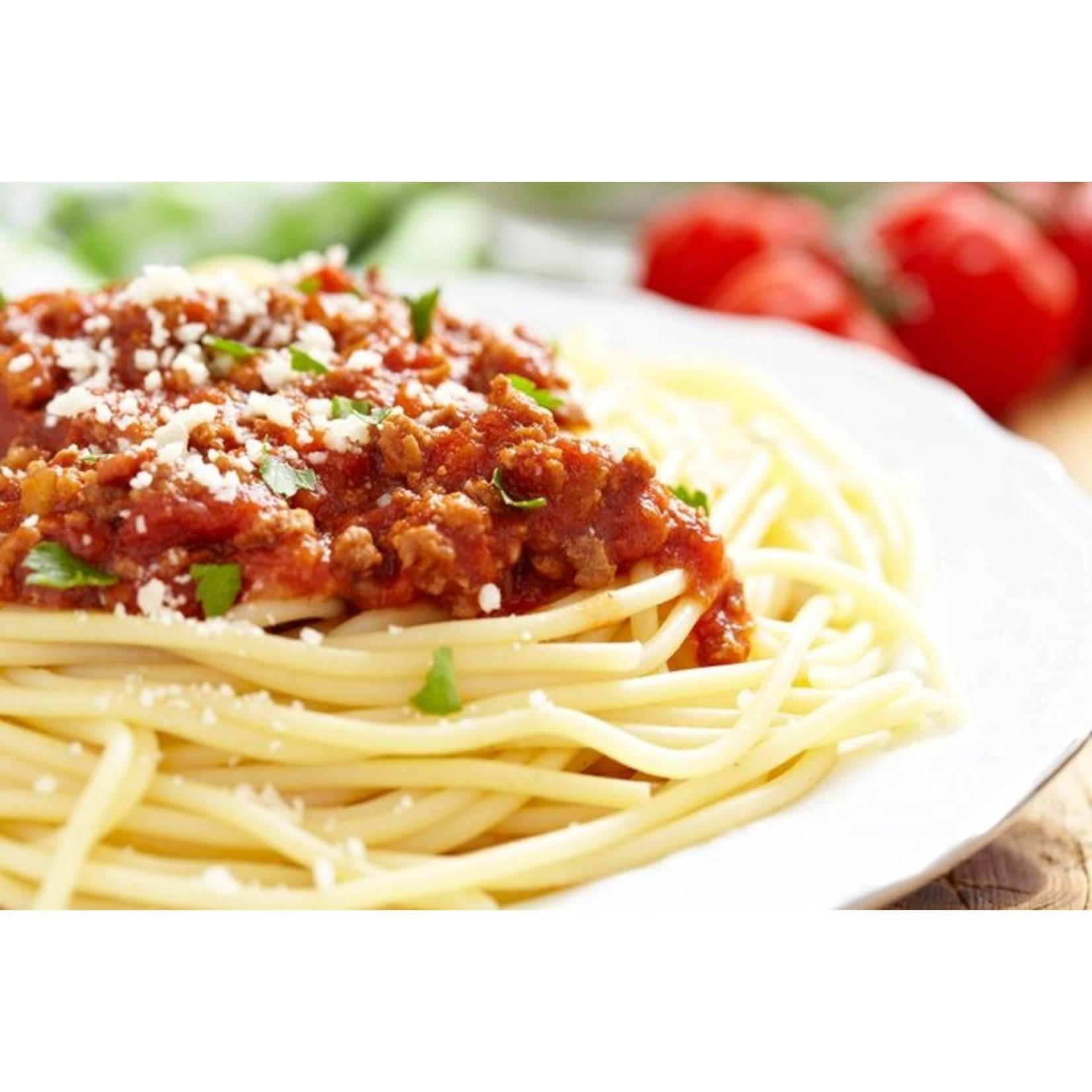 Spaghetti Bolognaise Groot