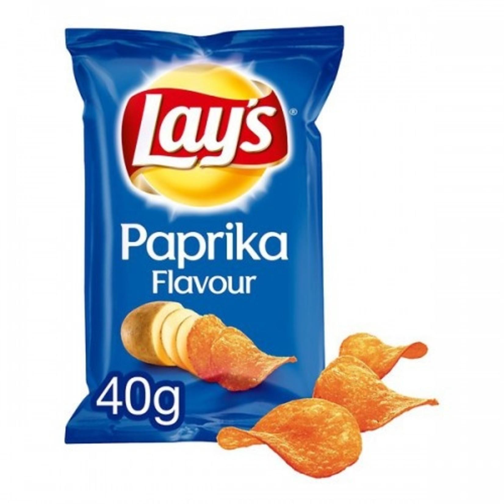 Chips Paprika 40gr