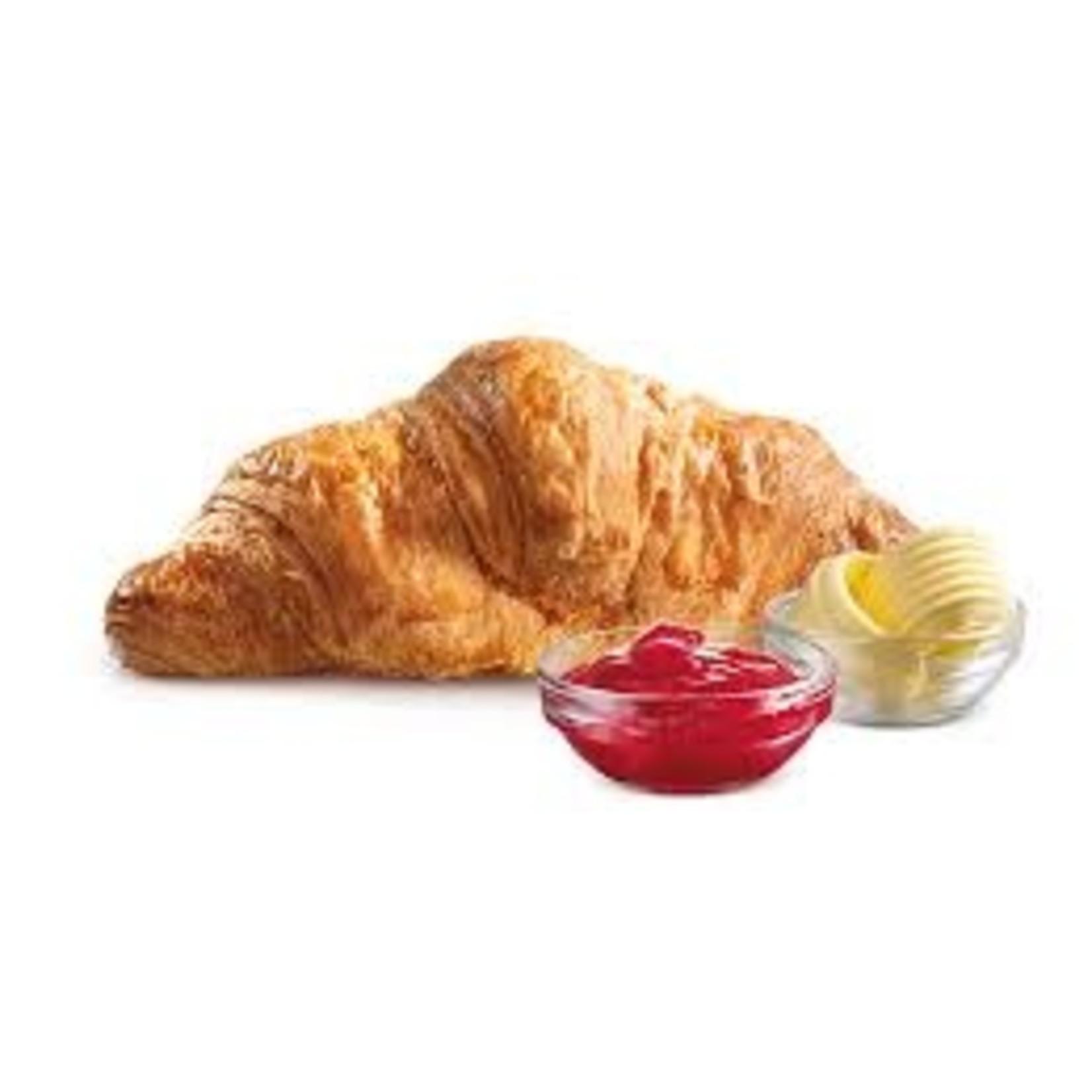 Croissant met confituur