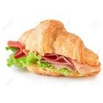 Croissant met Hesp