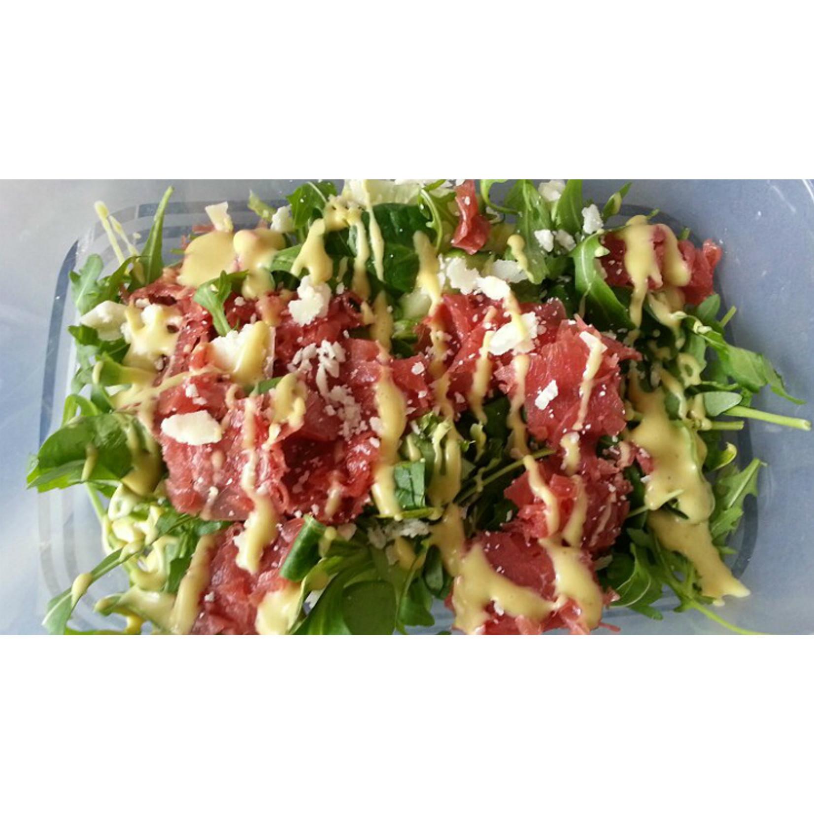 Salade Rundscarpaccio