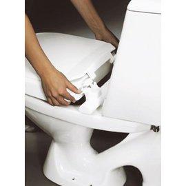 Able2 Hi-Loo toiletverhoger vast