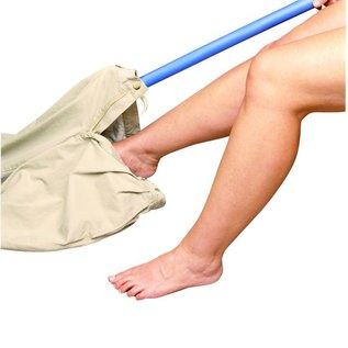 Aankleedstok met schoenlepel