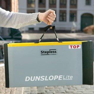 Stepless  Rolstoel Oprijplaat, een handig hulpmiddel om overal naar binnen te komen