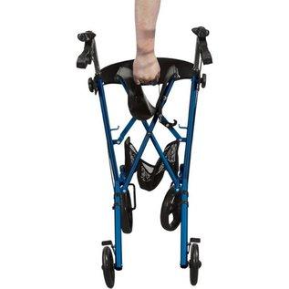 Hugo Sidekick rollator Blauw