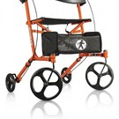 Hugo Sidekick rollator  Oranje