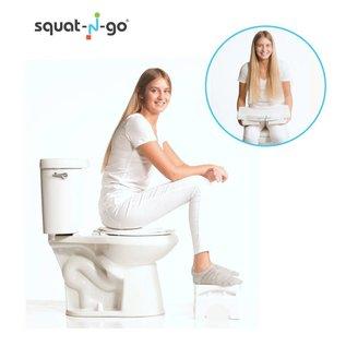 Able2 Opvouwbaar toiletkrukje