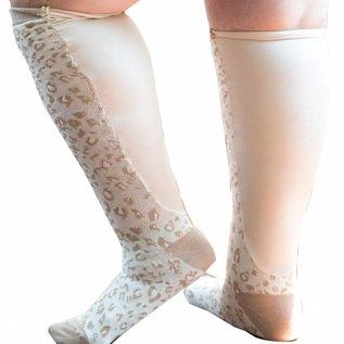 Xpandasox  Luipaard sokken van Xpandasox