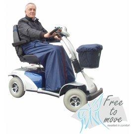 Free to move Scootmobiel Voetenzak Elite 106