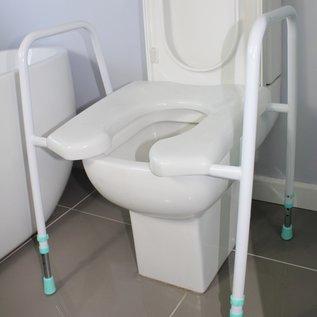 Able2 Prima toiletframe