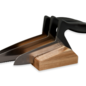 Able2 Ergonomische keukenmessen - messenblok
