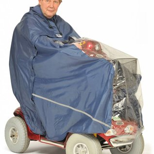 Scooter cape