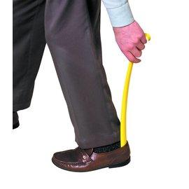 Schoenlepel plastic met haak