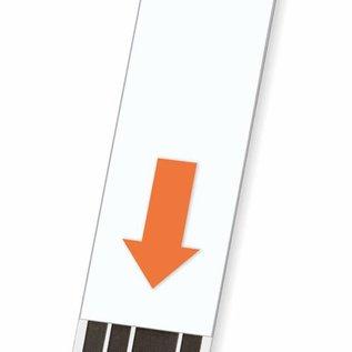 Teststrips t.b.v.Glucosemeter GL44 en GL50