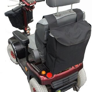 Free to move Scootmobiel/Rolstoel Rugleuning tas