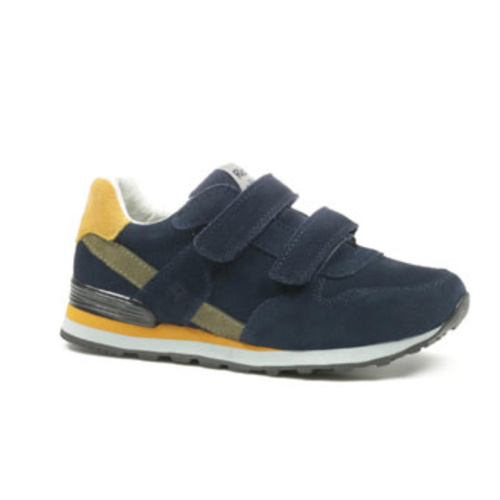 Richter Richter Sneaker Velcro Blauw