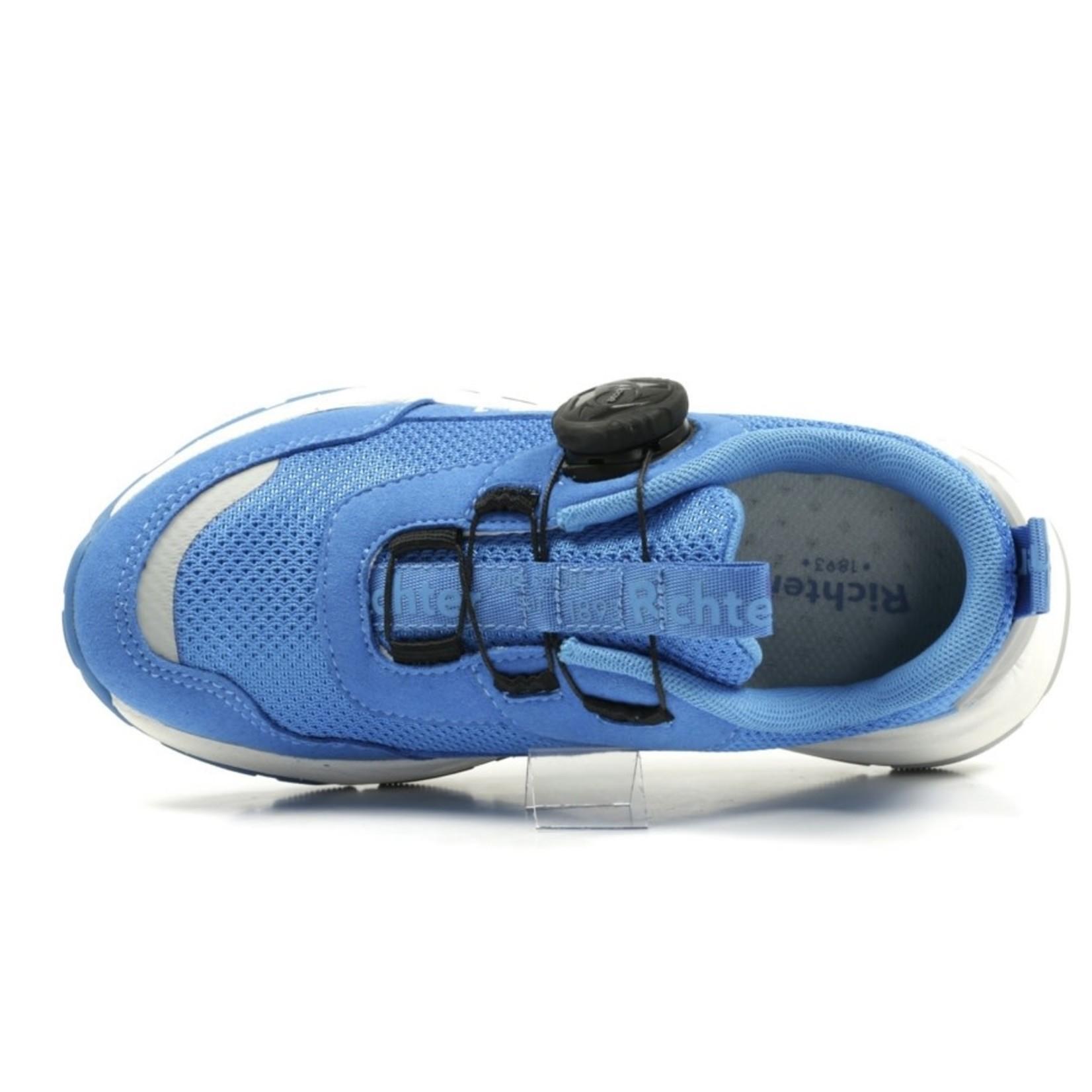 Richter Richter Sneaker Draaiknop Cobalt