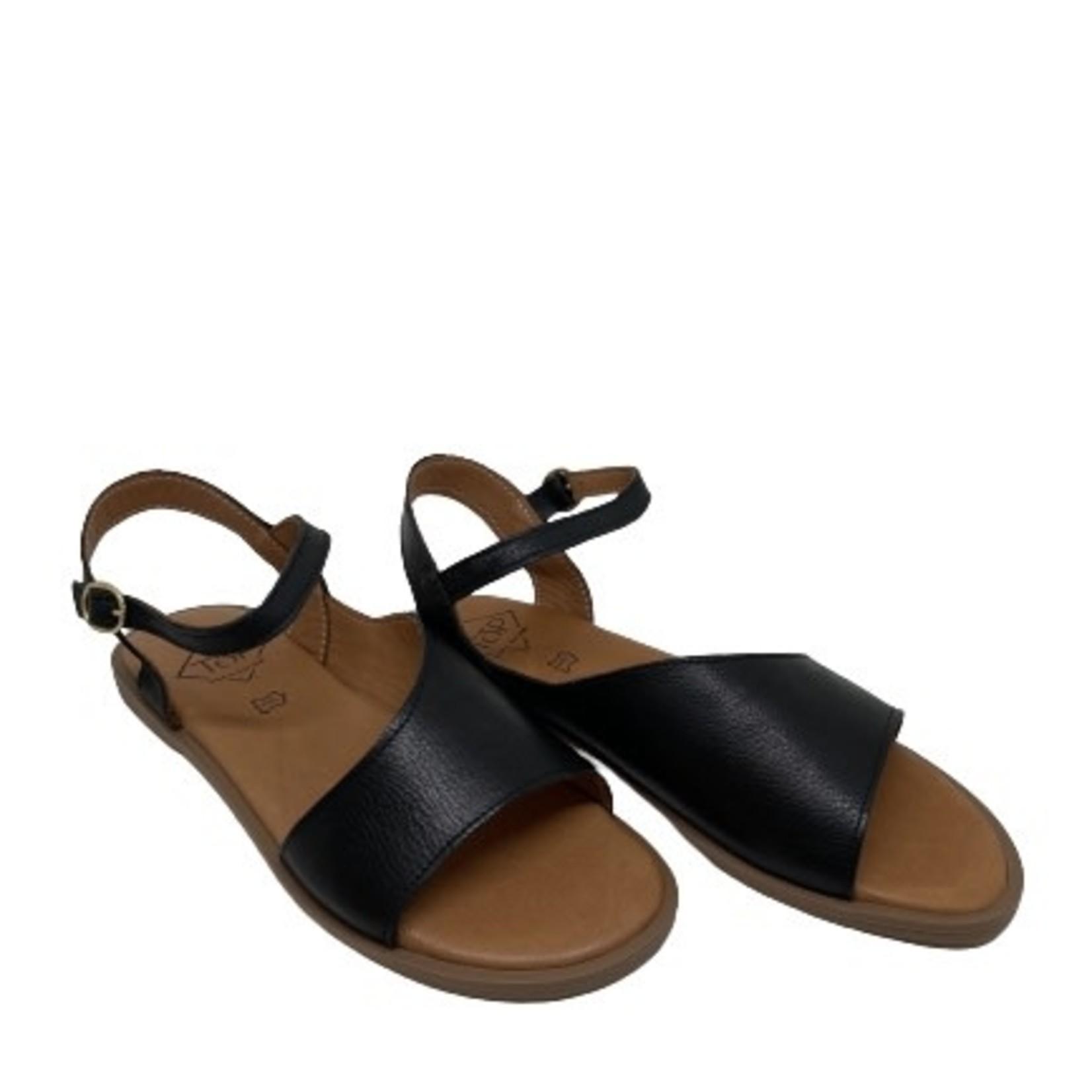 Top 3 Top 3 Sandaal zwart