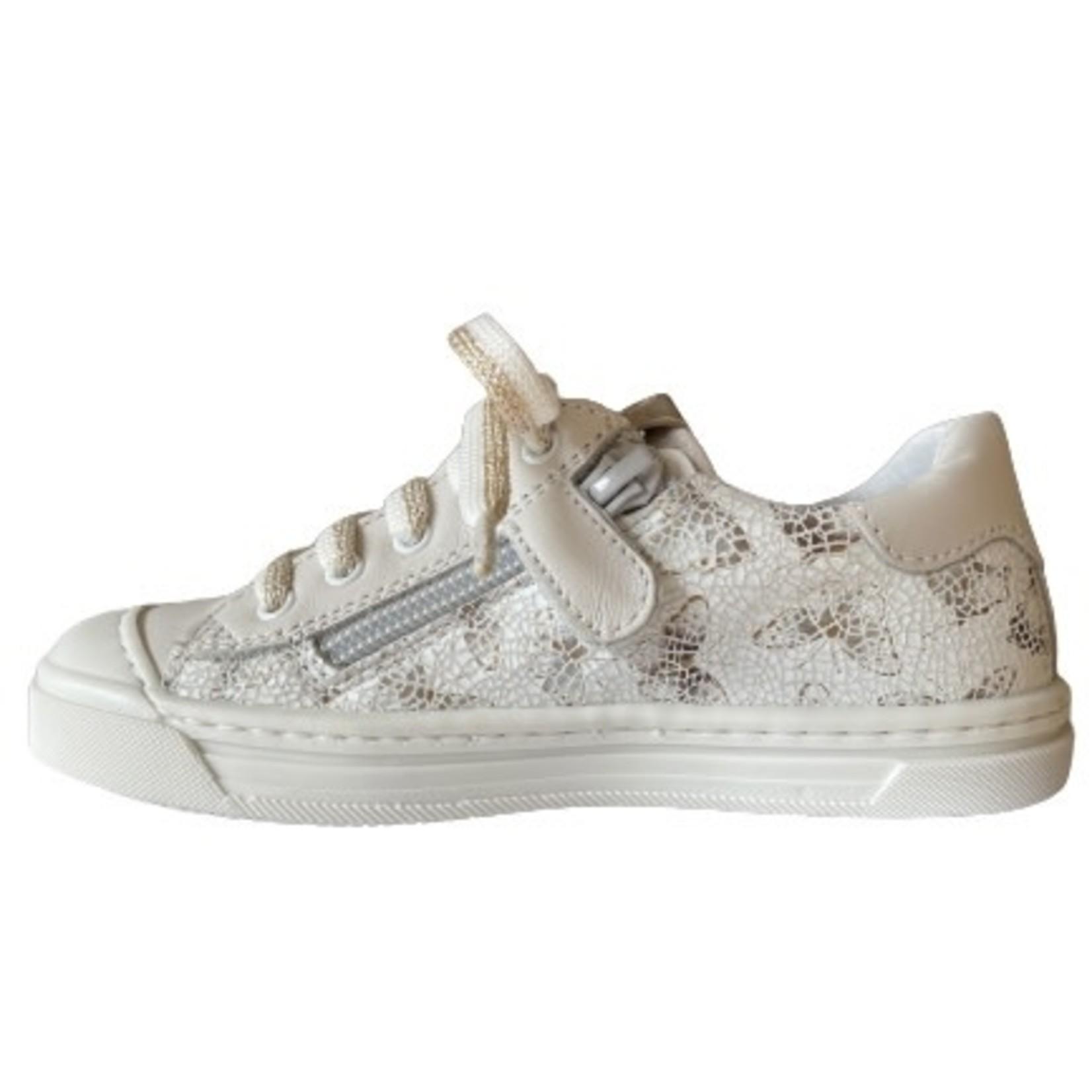 Fr. Romag Fr. Romag Sneaker Wit/goud