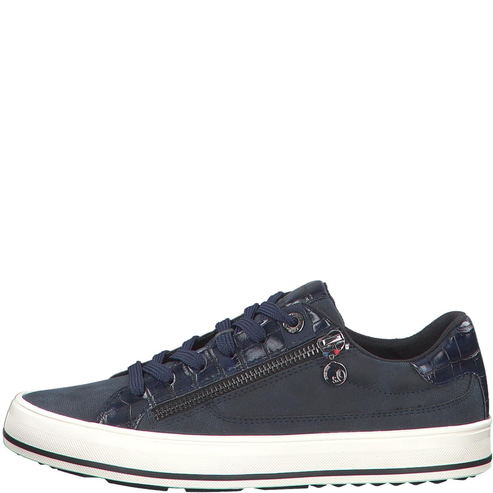 S.Oliver Sneaker Navy comb.