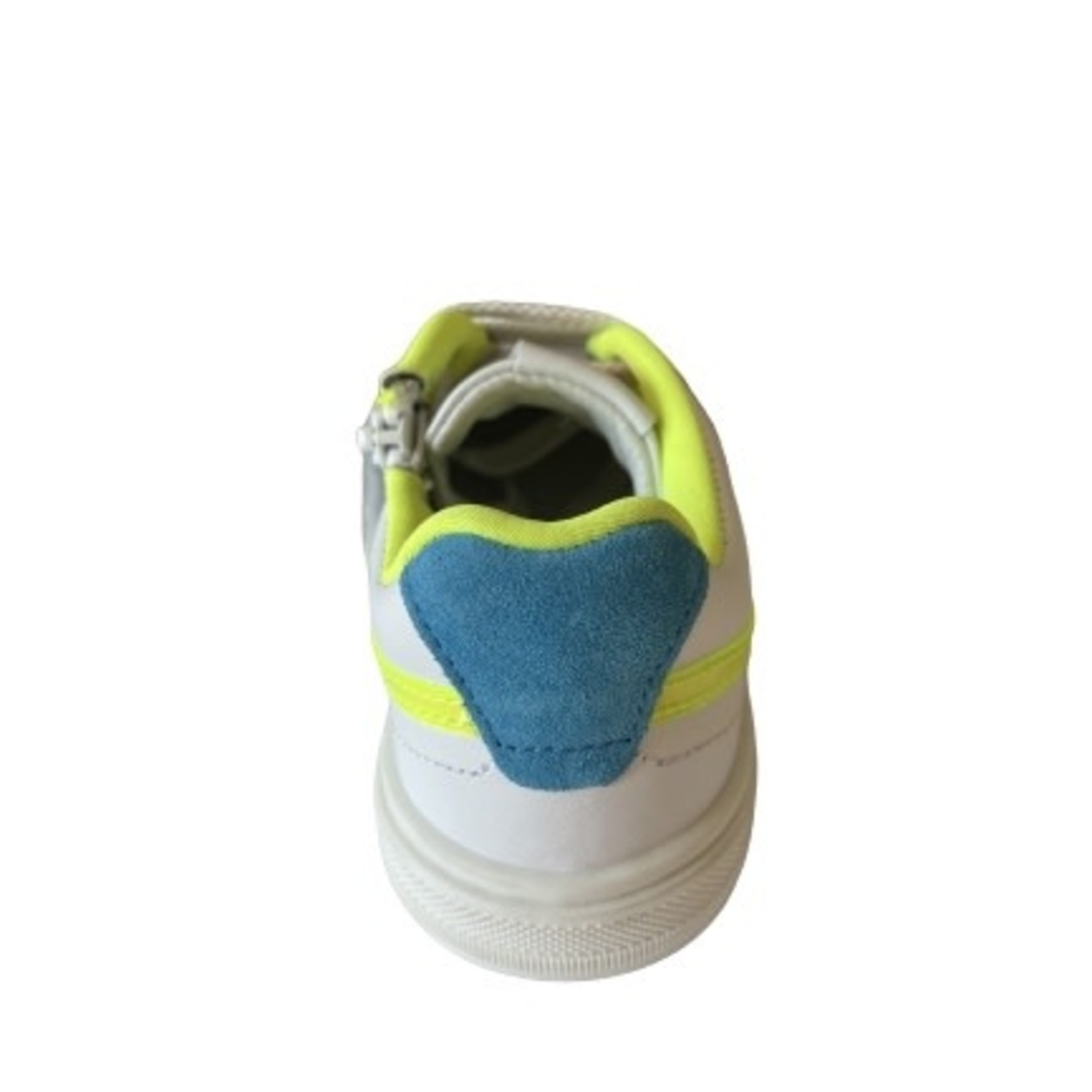 Fr. Romag Sneaker Wit/fluo