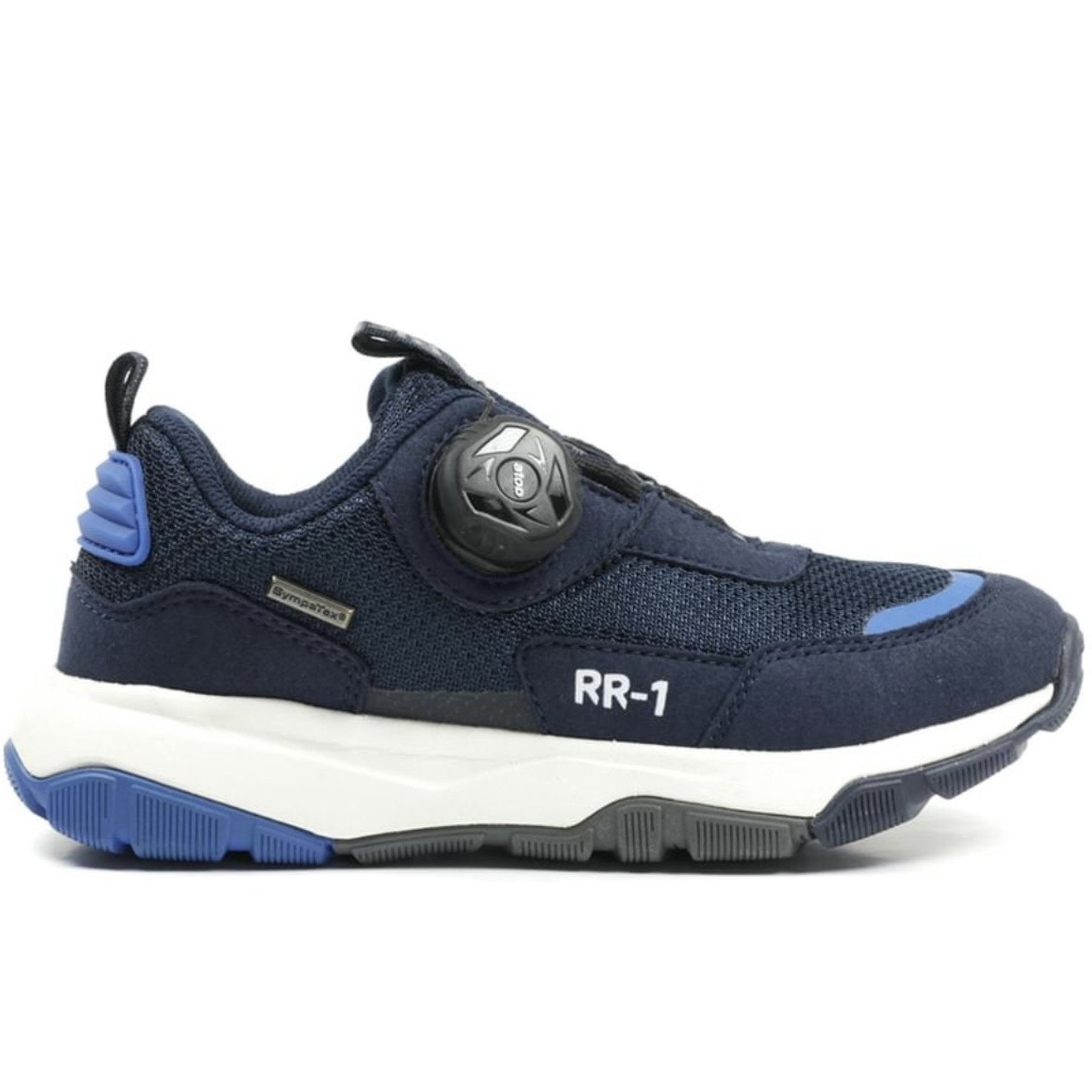 Richter Richter Sneaker Draaiknop Donkerblauw