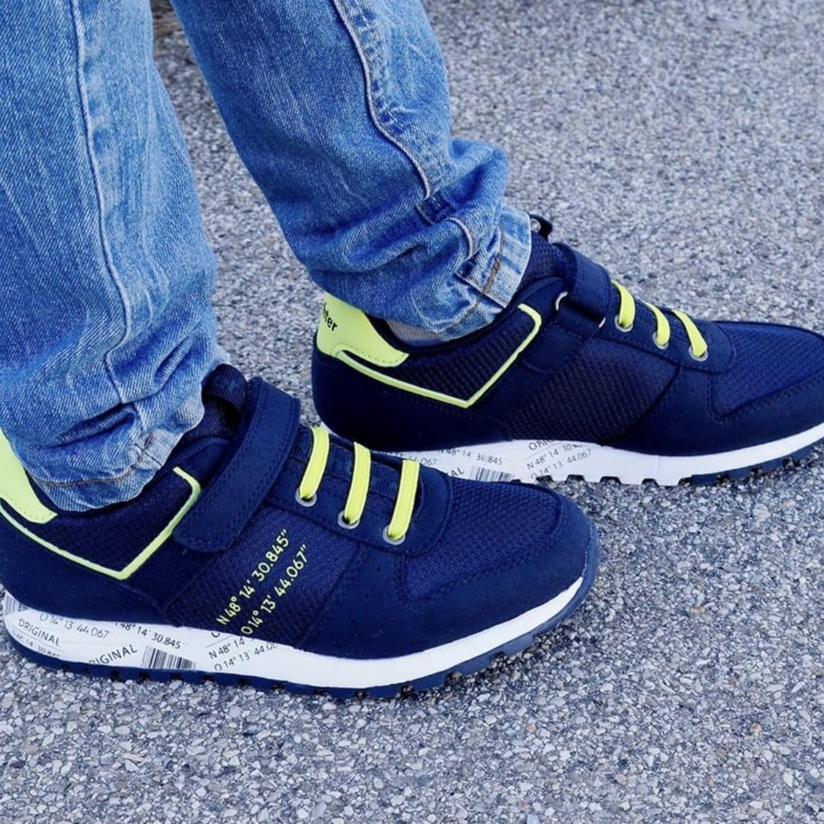Richter Richter Sneaker Blauw