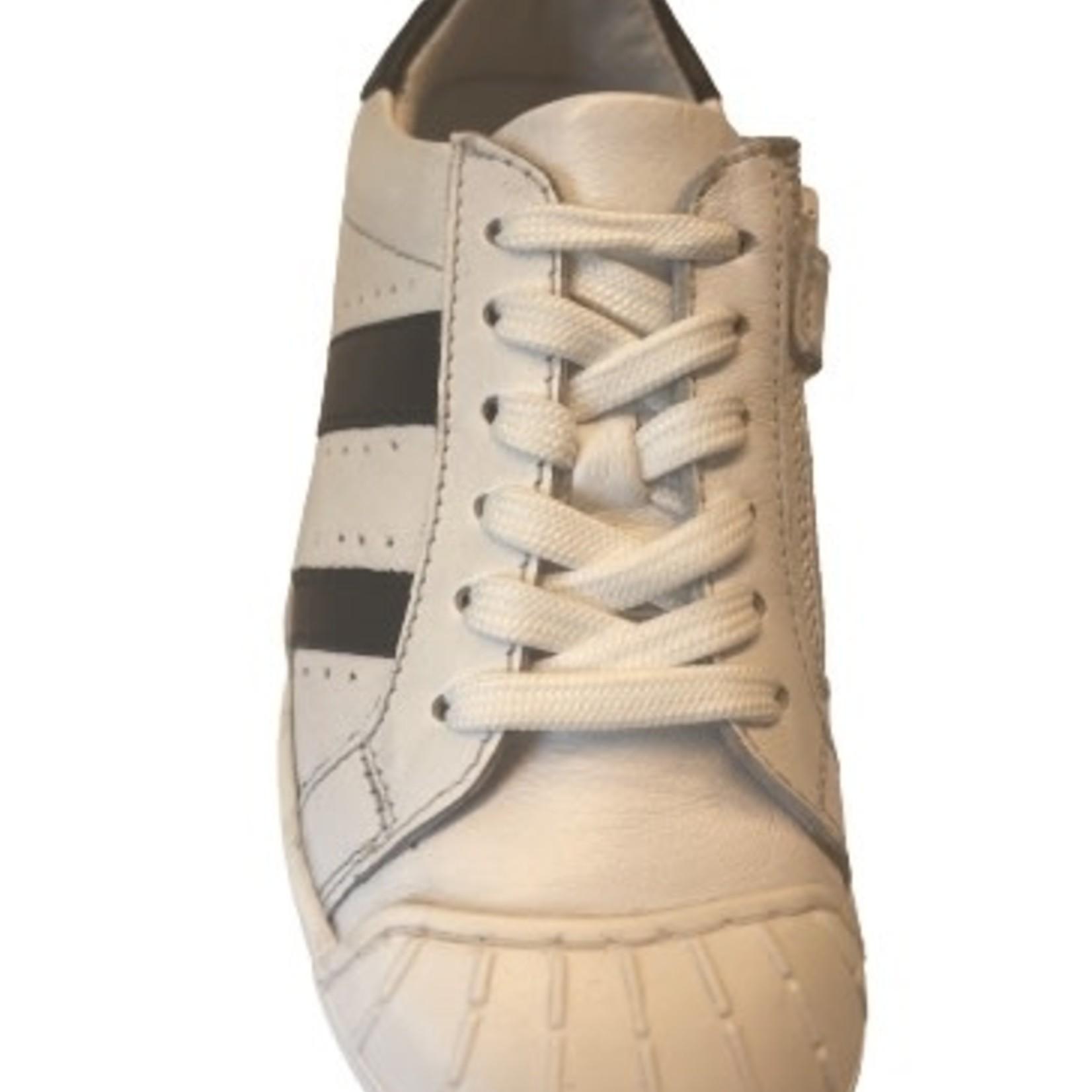 Sneaker Wit/zwart