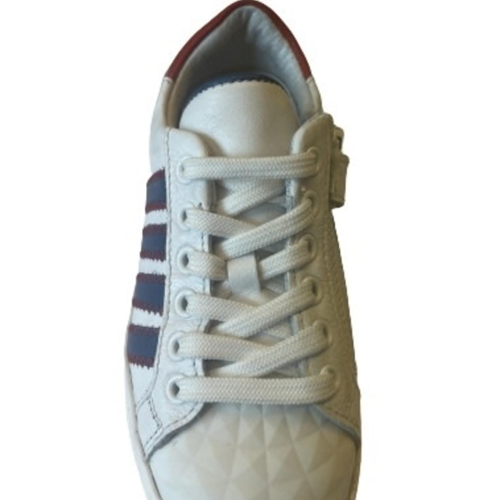 Sneaker Wit/rood