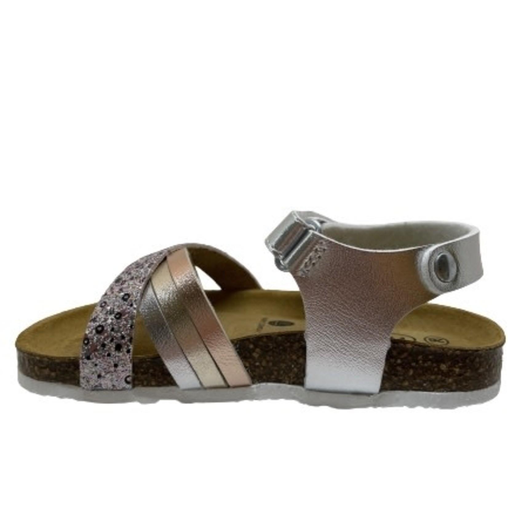 Lara Goud/zilver/glitter