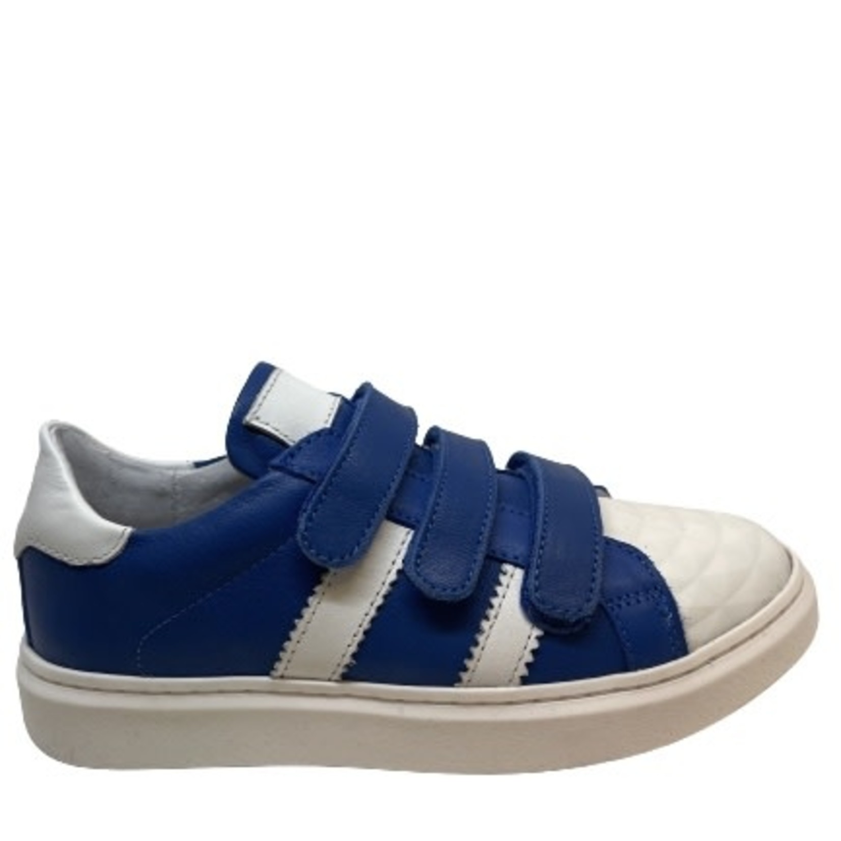 Sneaker Cobalt/wit