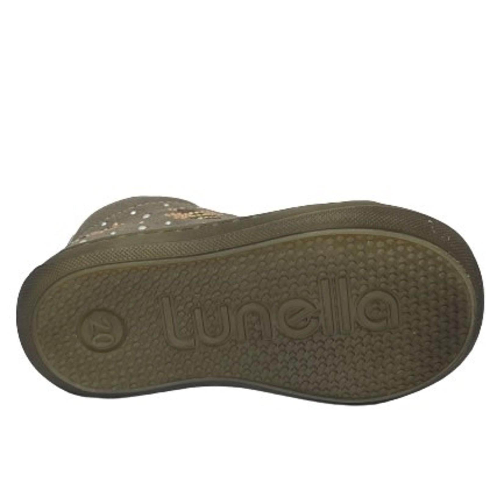 Lunella Lunella Hoge schoen Beige/vlinder