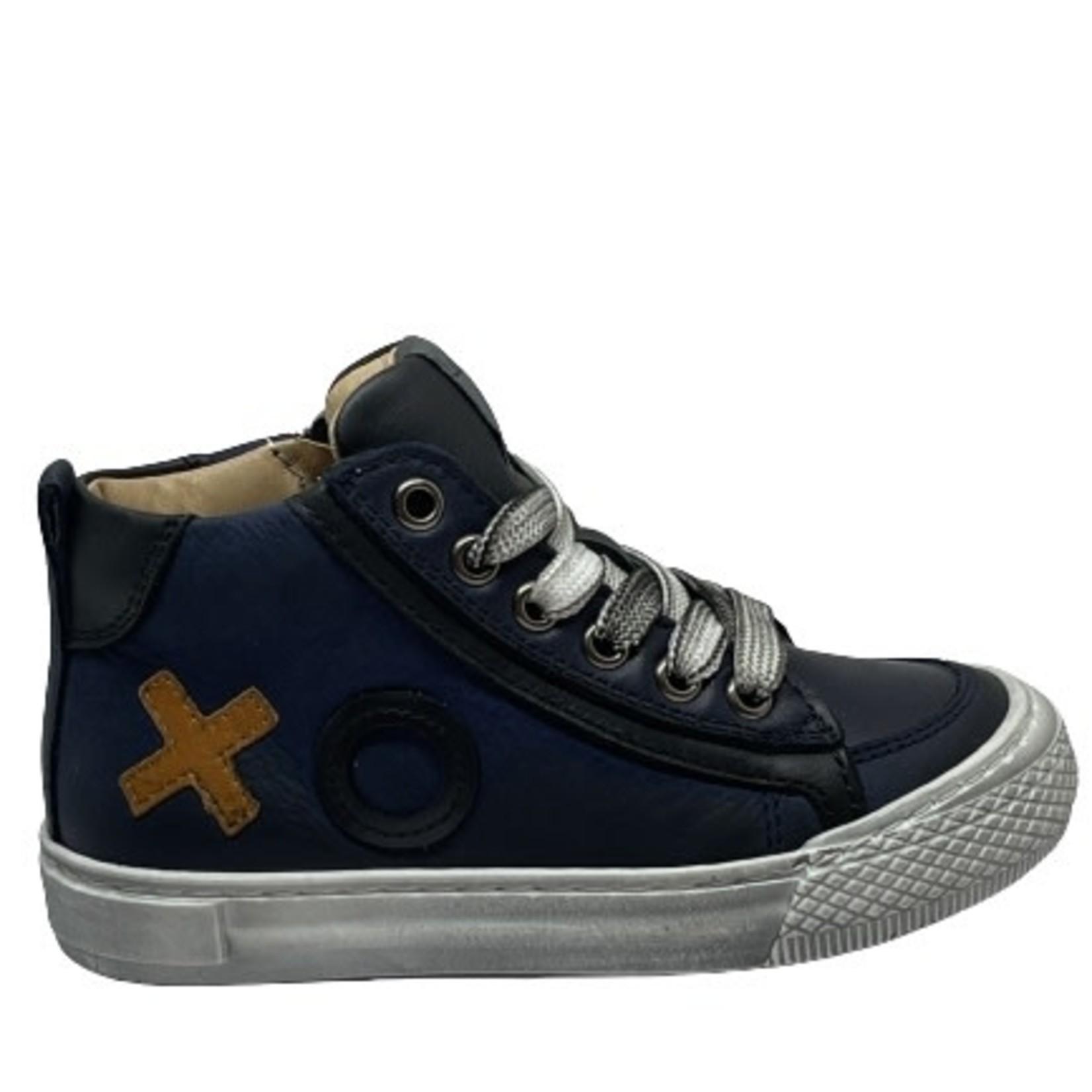 Lunella Lunella Hoge schoen Blauw