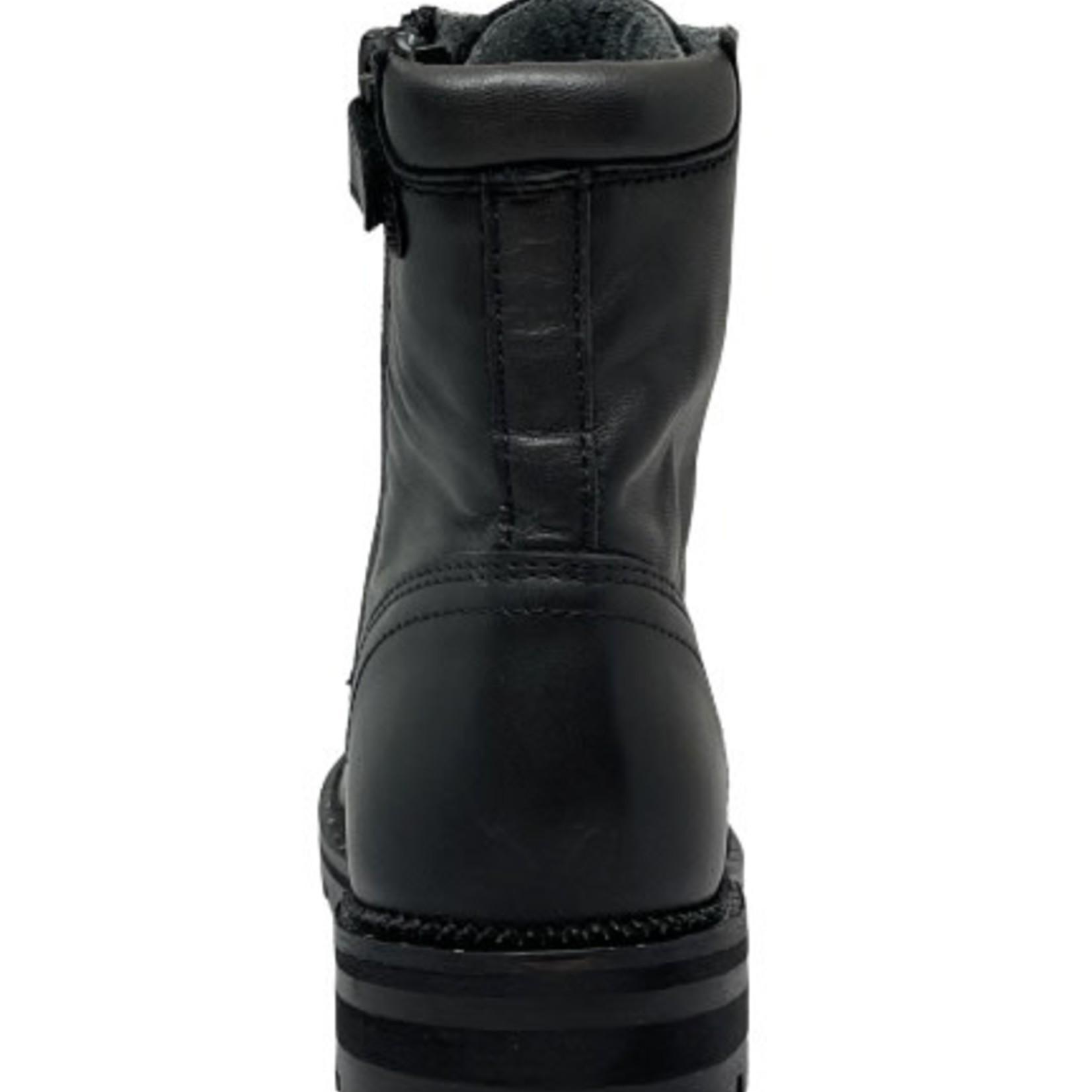 Hoge schoen Zwart