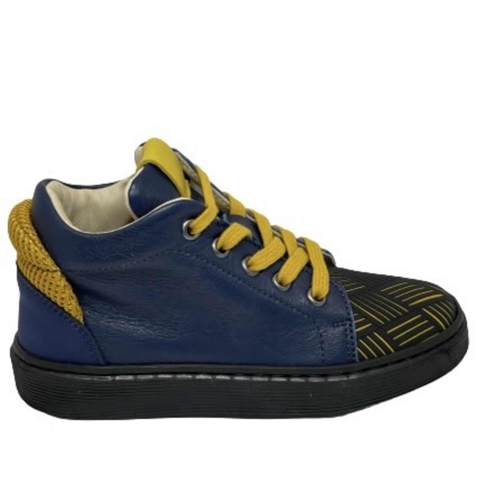 Blauw/geel raat